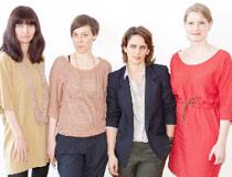 Sonja Eismann, Chris Köver, Margarita Tsomou und Stefanie Lohaus