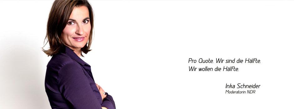 Pro Quote – mehr Frauen an die Spitze!