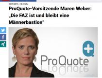 Meedia Interview Maren Weber