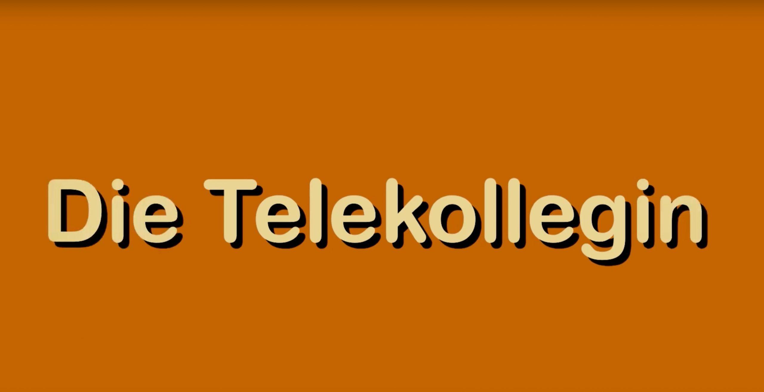 Vorschau für Video Telekollegin